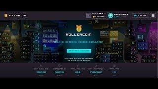 играю в bitcoin mining simulator #1