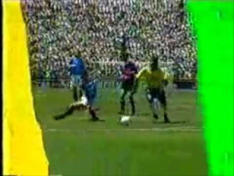 Chamada da Transmissão da Copa do Mundo de 1998 pela Rede Manchete