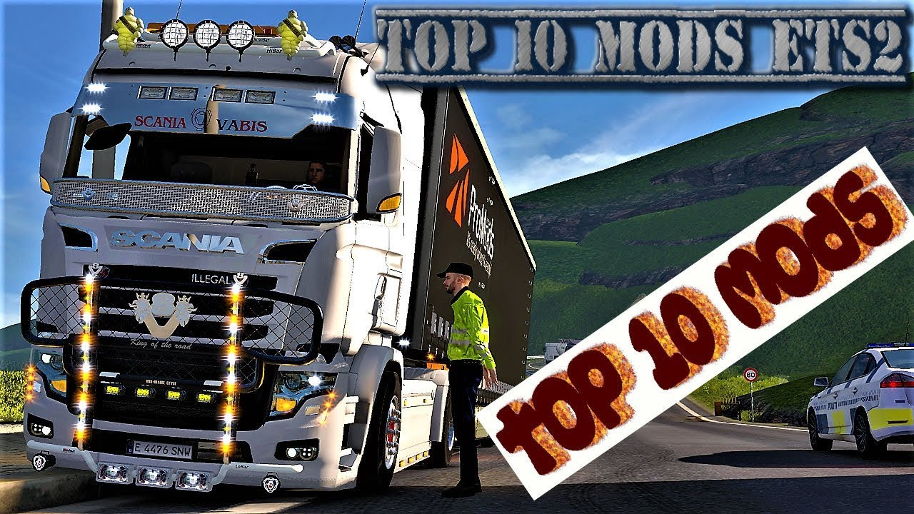🔝top 10 mods ets2 january 2019 ets2 1 33 1 34🔝