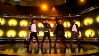 Five, Atomic Kitten and Blue perform on Ant & Dec
