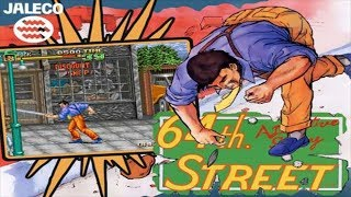 64th Street: A Detective Story 1991 (Jaleco) 2 нуб...