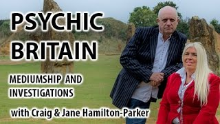 Psychic Britain: the UK's most Psychic Couple Craig & Jane
