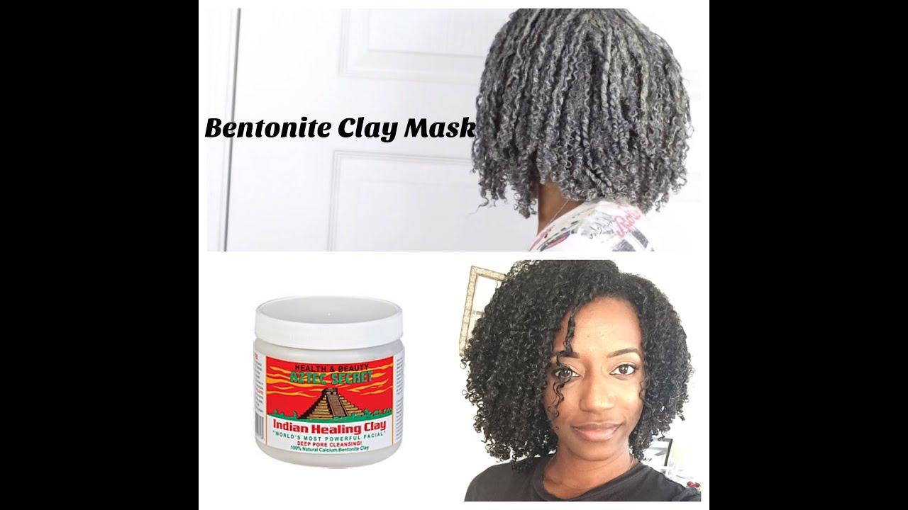 Natural Hair Clay Wash
