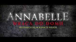 Annabelle w kinie Helios. Zobacz ją na żywo!