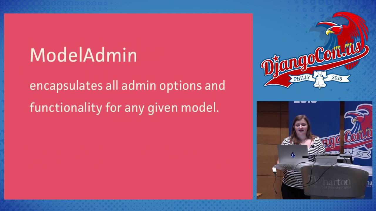 Image from Pushing The Pony's Boundaries - Django Admin Customization
