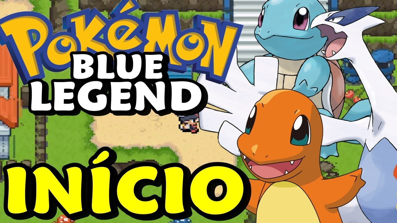 HackRom Pokemon Blue Legend Capitulo 2