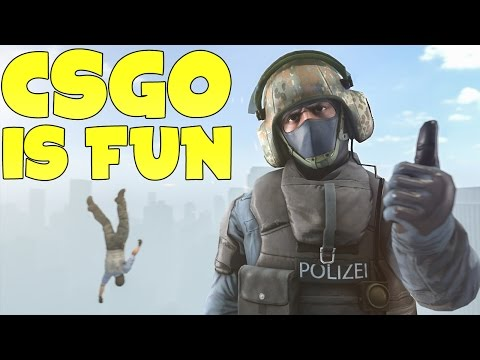 CS:GO IS FUN