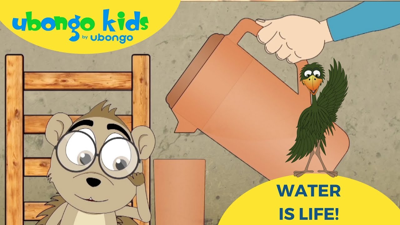 Water Cycle Song | Ubongo Kids  | Educational Cartoons