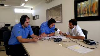 Ao vivo VIASOL na Rádio REDE FÉ Ribeirão Preto
