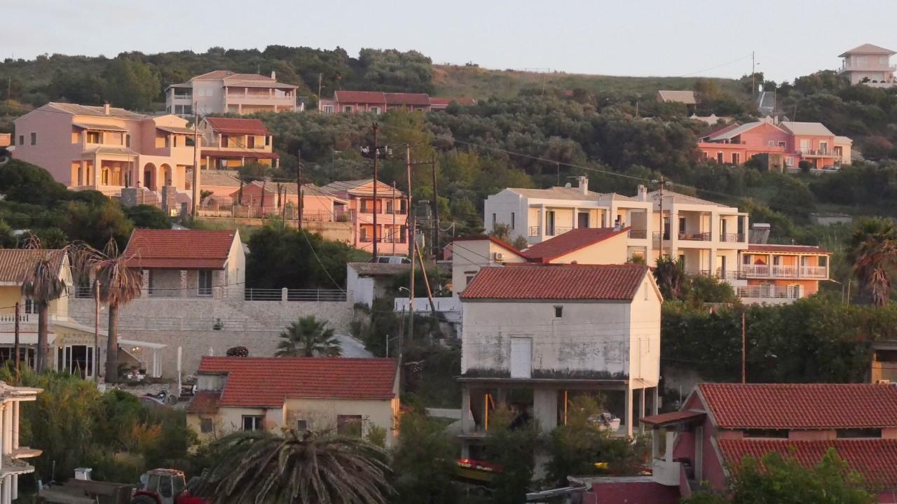 San Stefanos Corfu 4k - YouTube