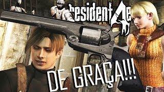 RESIDENT EVIL 4 #14 - Puzzle Quebra Cabeça E Arma De Graça (PC Pro Gameplay em Inglês)