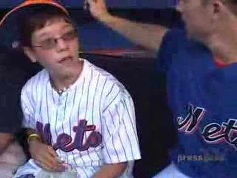 David Wright And The Mets Grant A Wish For A Kid