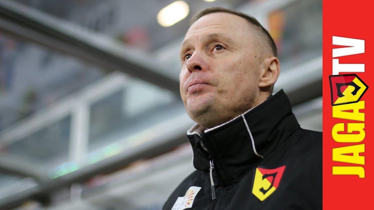 Trenerzy po meczu Jaga vs Wisła 2-0