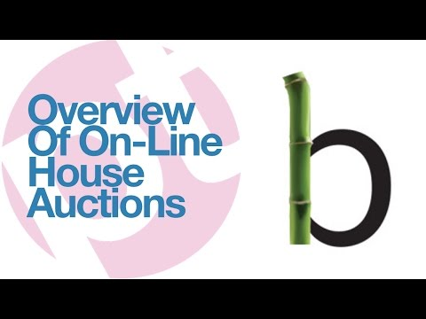 Online Property Auctions UK - An Overview Of On-Line House Auctions | Bamboo Auctions
