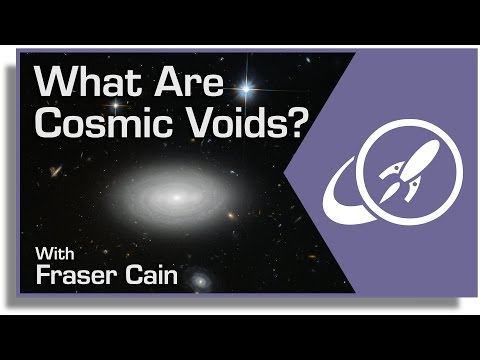 What Are Cosmic Voids? The Biggest Nothings in the Universe