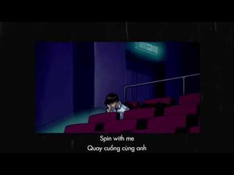 [Lyrics + Vietsub] Ollie MN - please never fall in love again