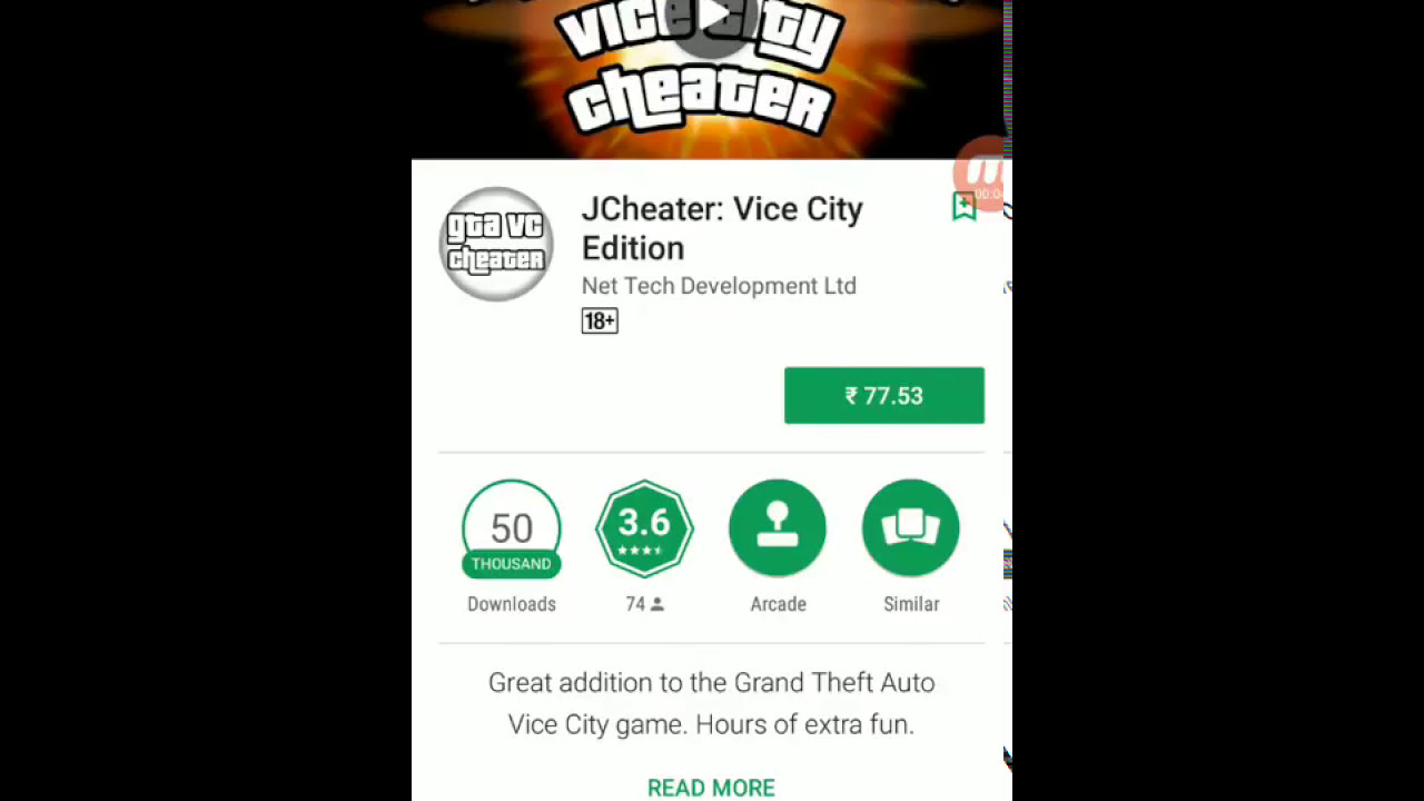 Jcheater: vice city edition android free download jcheater: vice.