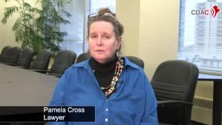 Pamela Cross on Access to Legal Services