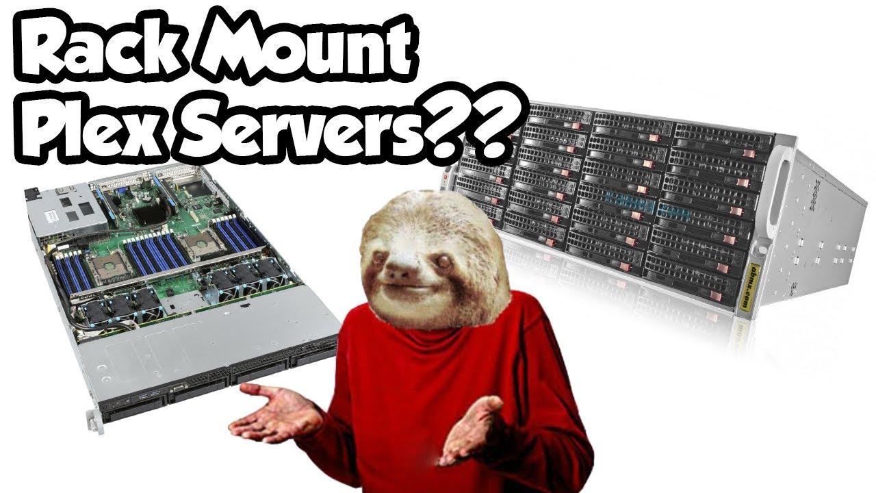 How to build a quiet 117TB Plex media server (Pt 1)