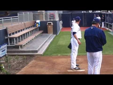 James Shields- Petco Park August 18, 2015. WWW.BULLPENVIDEOS.COM