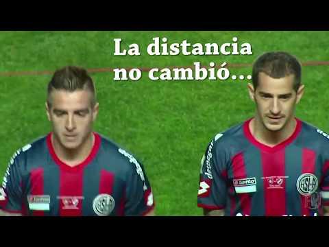 "Julio Buffarini ""San Lorenzo vuelve a Boedo""."
