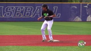 Aaron Barber — PEC - 2B - Kennedy Catholic HS(WA) - July 4, 2017