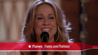The Voice USA 2013 Sheryl Crow Easy
