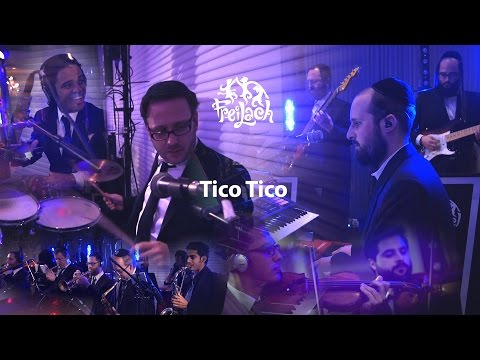 Tico Tico - A Latin Instrumental by Freilach Band