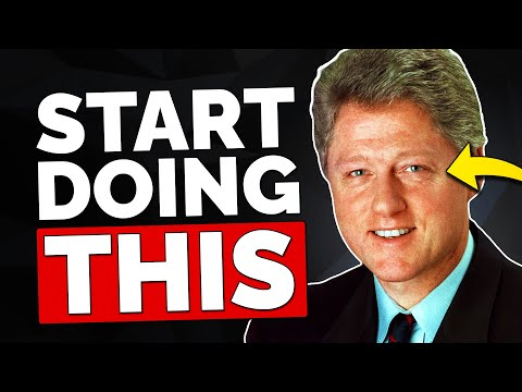The Secret Of Bill Clinton's Charisma