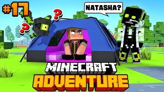 WAS MACHT NATASHA in GLUBBUX'S ZELT?! - Minecraft Adventure #17 [Deutsch/HD]