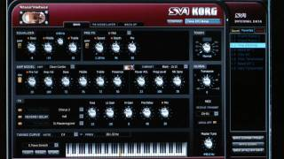SV-1 Editor Advantages- In The Studio With Korg