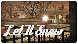 Жизнь в США: СНЕГ в Мичигане, Детройт :-) | VLOG November 17th, 2014