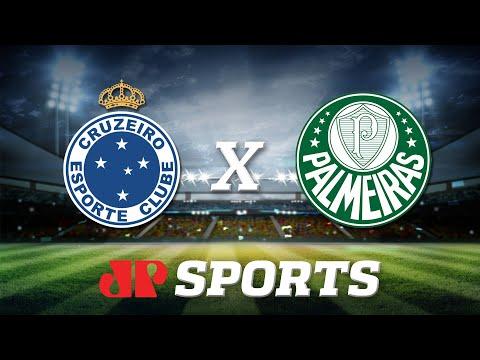 AO VIVO -  Cruzeiro x Palmeiras - 08/12/19 - Brasileirão - futebol JP
