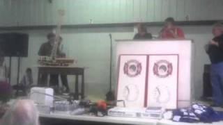 Shipshewana Fire Department 2011 Benefit Auction : Custom, Handmade Wooden Firetruck