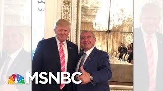 Video Appears To Show Trump Taking Mar-a-Lago Photo With Parnas | Rachel Maddow | MSNBC