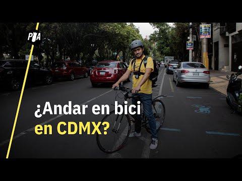 #YoTeCuido: el colectivo que ayuda a nuevos ciclistas de CDMX