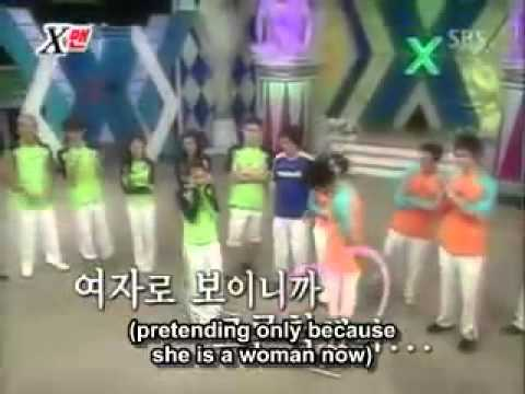 Xman Dangyunhaji   Chae Yeon vs KJK