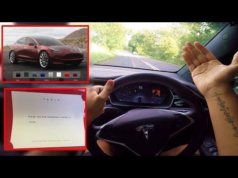 Tesla Model 3 Delivery Day! | Tesla Talk