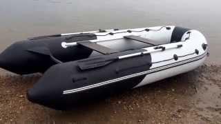 видео Лодки с надувным дном низкого давления: как выбрать оптимальную модель?
