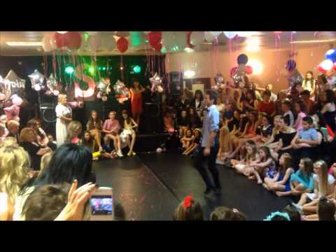 Scanlon School of Irish Dancing World Party 2014