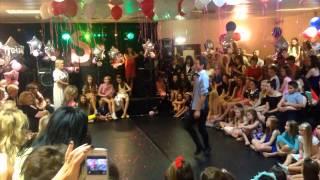 scanlon school of irish dancing world party 2014