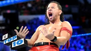 Top 10 SmackDown LIVE moments WWE Top 10 July 11 2017