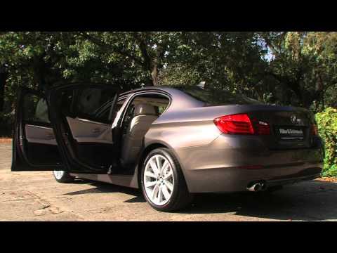 BMW 530d Limousine (F10): Geuchtwagen mit Vollausstattung