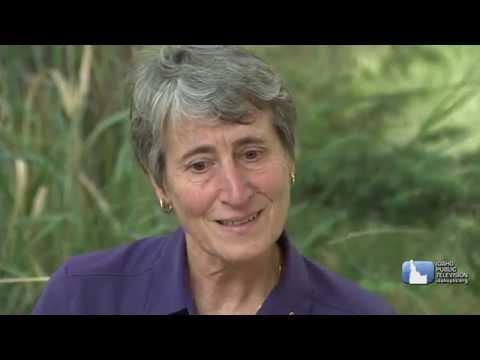Interior Secretary Sally Jewell In Idaho