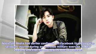 Aloysius Pang seriously injured during SAF training in New Zealand: Fans post messages of encoura...