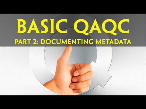Basic Quality Assurance and Quality Control Part 2