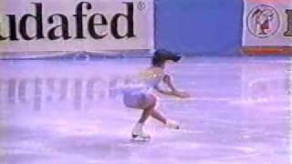 Michelle Kwan: 1994 US Figure Skating Championships Short Program
