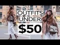 10 Broke Girl Outfits Under $50