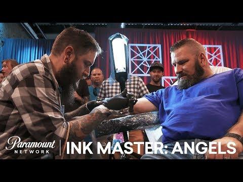 Keep Austin Inked: Tattoo Face Off | Ink Master: Angels (Season 1)