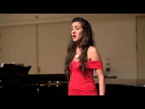 Maya Amir- Que fais-tu blance tourterelle (Romeo et Juliette)